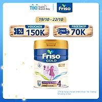 Sữa Bột Friso Gold Pro 4 Cho Trẻ Từ 3-6 Tuổi 800g