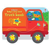 Usborne Baby's Very First: Truck Book