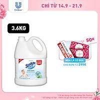 Nước Lau Sàn Sunlight Hương Hoa Thiên Nhiên 3.6kg