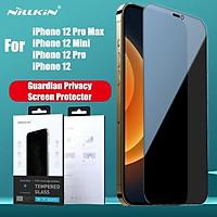 Kính cường lực chống nhìn trộm Nillkin Amazing Guardian dùng cho máy Iphone 12/12 Pro (6.1) - 12 Pro Max (6.7) - Hàng chính Hãng.