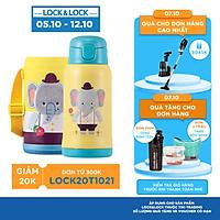 Bình Giữ Nhiệt Cartoon Vacuum Bottle Lock&Lock LHC1435 (550ml)