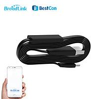 Broadlink/Bestcon USB Port Temp Humidity Sensor Detector Work With RM4 Pro Smart Remote Temperature Humidity Sensor T&H