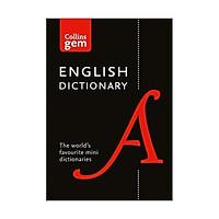Collins Gem English Dictionary 17Ed.