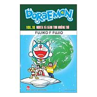 Doraemon Truyện Dài - Tập 10 - Nobita Và Hành Tinh Muông Thú (Tái Bản 2019)