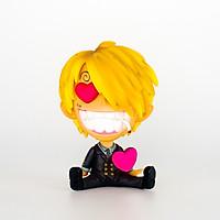 Mô Hình One Piece - Sanji Chibi Trái Tim