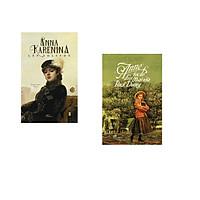 Combo 2 cuốn sách: Anna Karenina  tập 1 + Anne tóc đỏ dưới mái nhà bạch dương