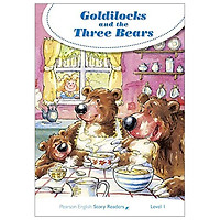 Level 1: Goldilocks And The Three Bears (Pearson English Story Readers)