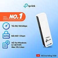 Bộ Chuyển Đổi USB Wifi TP-Link TL-WN727N Chuẩn N 150Mbps - Hàng Chính Hãng