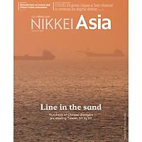 Nikkei Asian Review: Nikkei Asia - 2021: UNIVERSAL FAVORITE - 25.21 tạp chí kinh tế nước ngoài, nhập khẩu từ Singapore