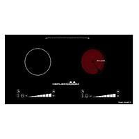 Bếp Âm Đôi Từ - Hồng Ngoại Kepler Cook KL68ICS (73cm - 4000W) - Hàng Chính Hãng
