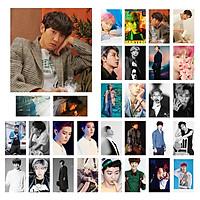 Lomo card EXO và các thành viên