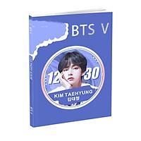 Photobook album ảnh V BTS