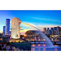 TOUR SINGAPORE – MALAYSIA 5N4D HÈ 2020 THÁNG 06,07,08