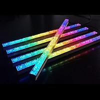 Thanh Led RGB Crystal Diamond đồng bộ Hub cho máy tính