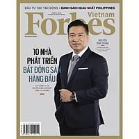 Forbes Việt Nam số 90 - 10 nhà phát triển bất động sản hàng đầu