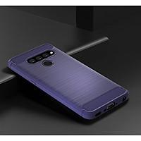 Ốp lưng chống sốc Vân Sợi Carbon cho LG V50 ThinQ