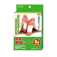 Miếng dán thải độc bàn chân To Plan 30 miếng Nhật Bản (Kendo)