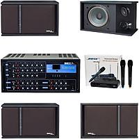 Dàn karaoke và nghe nhạc PA - 301 III Tích Hợp Bluetooth (Chính Hãng)