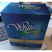 Viên Serum dưỡng da mặt  White serum Plus
