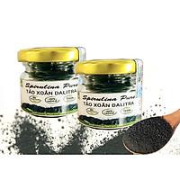 Combo 2 hộp tảo xoắn Spirulina Pure chuyên dùng phi kim cấy tảo nano