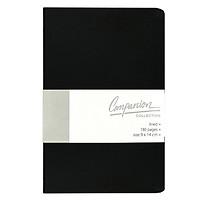 Sổ Tay Companion (S) Lined - Màu Đen