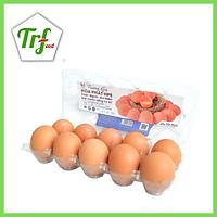 [ Chỉ Giao Hà Nội ]Trứng gà Hòa Phát (hộp 10 quả)