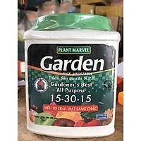 PLANT MARVEL Garden Phân bón qua lá N.P.K 15.30.15 Siêu To Trái - Hạt Sáng Chắc (500gr)