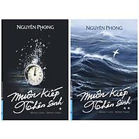Sách - Combo 2 Cuốn: Muôn Kiếp Nhân Sinh Tập 1 & 2 Nguyên Phong (Khổ nhỏ)