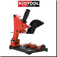 Khung máy cắt gắn máy mài cầm tay tiện lợi an toàn cứng cáp chuyên dụng cho ae chế đồ DIY chuyên nghiệp