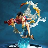 Mô hình One Piece Luffy mũ rơm cực đẹp