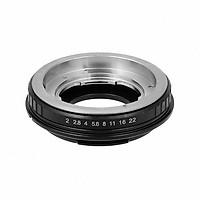Ngàm chuyển lens DKL cho Sony A-Mount Camera