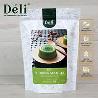 Pudding matcha Déli