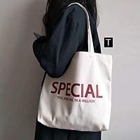 Túi vải SPECIAL Tr&Đ