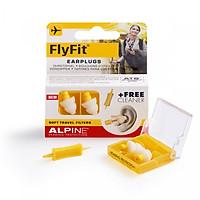Nút bịt tai đi máy bay Alpine FlyFit - Nhập khẩu Hà Lan