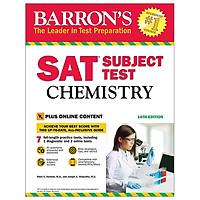 SAT Chemistry: With Bonus Online Tests (Barron's SAT Subject Test Chemistry)