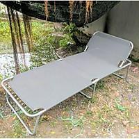 ( Siêu Rẻ) Giường lưới xếp BÔNG MAI( since 1984) kích thuơc 80*200 cm (khung thép )