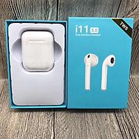 Tai nghe bluetooth i11 5.0 (tặng kèm 1 sản phẩm ngẫu nhiên)