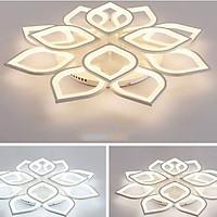 Đèn mâm Led ốp trần  hoa sen  15 tay HK_9025