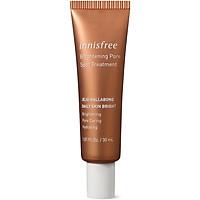 Tinh Chất Dưỡng Sáng Da 3 Trong 1 Innisfree Brightening Pore Spot Treatment (30ml)