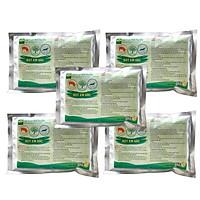 Combo 5 gói Chế phẩm sinh học EM gốc 500g - Chứa hàng tỷ vi sinh vật có lợi - Men vi sinh ủ cá, rác bã hữu cơ làm phân bón - Xử lý mùi hôi