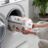 Túi Giặt Đồ Dạng Trụ Tròn Cao Cấp Bảo Vệ Đồ Có Móc Phơi Tiện Lợi