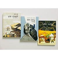 Combo 3 cuốn Văn Học Việt Nam : Vợ Nhặt + Bước Đường Cùng + Việc Làng