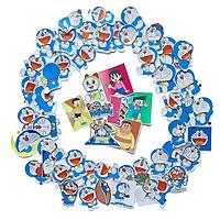 Bộ 50 Sticker Doraemon Tặng Kèm 5 Hình Nhóm Bạn Nobita Shizuka Suneo Gian Hình Dán Chủ Đề Máy Dễ Thương Cute Chống Nước Decal Chất Lượng Cao Trang Trí Va Ly Du Lịch Xe Đạp Xe Máy Xe Điện Motor Laptop Nón Bảo Hiểm Máy Tính Học Sinh Tủ Quần Áo