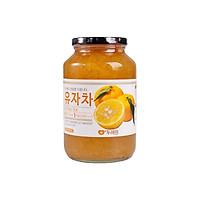 Trà Thanh Yên Mật Ong Thương Hiệu Korea Natural 1kg - Nhập Khẩu Hàn Quốc