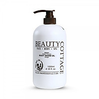 Beauty Cottage Body Warm Oil-Ginger