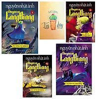 Combo Nguyễn Nhật Ánh - Chuyện Xứ Lang Biang( Trọn Bộ 4 Cuốn) ( Tặng kèm Sổ Tay Xương Rồng)