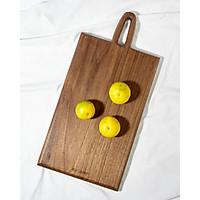 Khay gỗ có tay cầm 50cm, gỗ thích Blu Legno