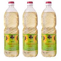 Combo 3 chai dầu ăn KassoR Nhập Khẩu từ Slovakia