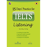 15 Days' Practice For Ielts - Listening