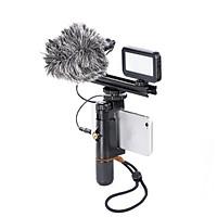 Micro Thu Âm Đa Năng dành cho điện thoại, máy ảnh, camera hành động live stream Boya MM1  - Hàng Chính Hãng